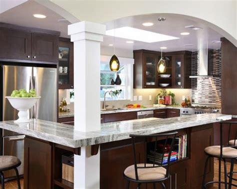 cuisine decorative kitchen columns houzz