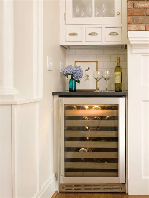 bar cabinet with fridge space space saving kitchen appliances wine kitchens and room