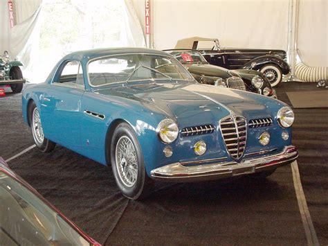 Alfa Romeo 6c 2500 by 1946 Alfa Romeo 6c 2500 Competizione Alfa Romeo
