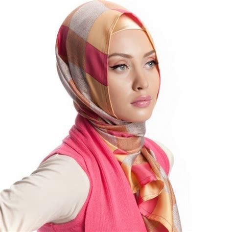 hijab style hijab styles  face shapes