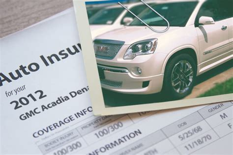 gmc acadia insurance quotes  baltimore md