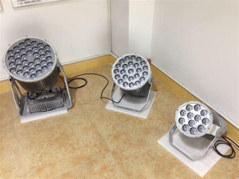 projecteur led longue distance pour eclairage de monument ou application recherche penitenciaire