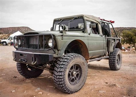 custom kaiser jeep kaiser jeep m 715 4x4 and off road vehicles pinterest