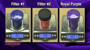The Garage Professor  Oil Filters