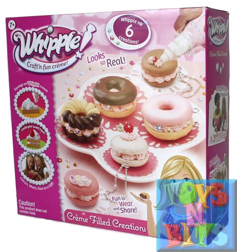 whipple 6 creme filled creations craft of year 2011 ebay