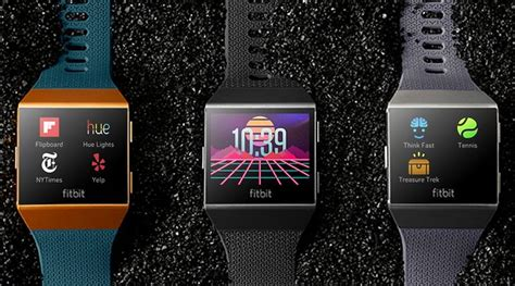 fitbit ionic update adds new apps and faces