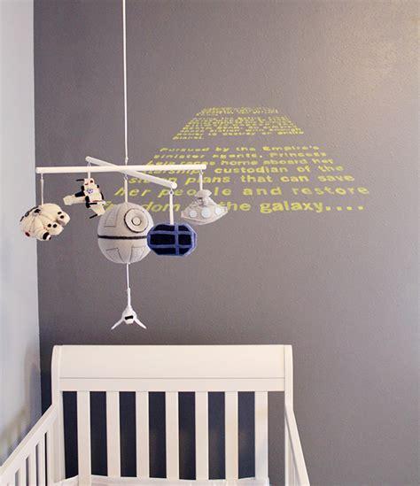 Star Wars Themed Baby Nursery