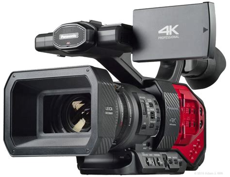panasonic 4k review panasonic ag dvx200 4 3 sd to 4k fixed lens camcorder