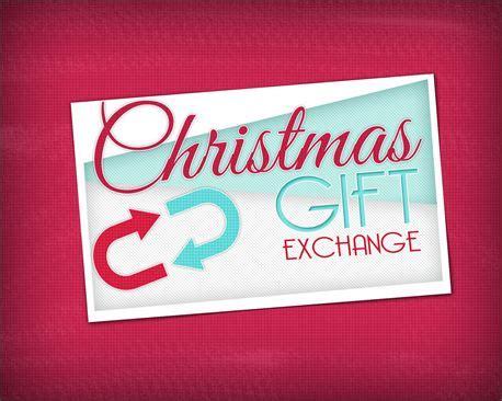 Media  Christmas Gift Exchange Creationswap
