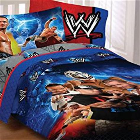 wrestling sheets and comforters wwe wrestling chions bedding comforter and sheets twin