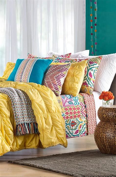 Bright Colors Mixed With Bold Patterns Are Perfect For A