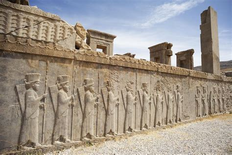Persian Empire Persepolis Palace