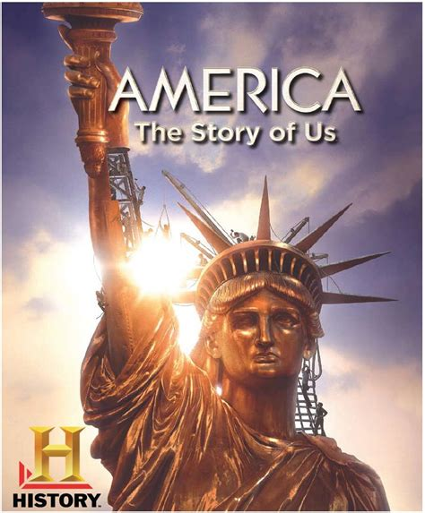 Free America The Story Of Us Dvd From History Channel