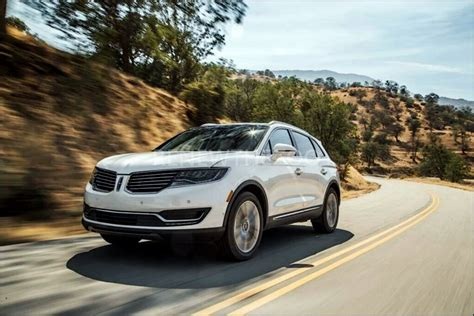 lincoln  lincoln mkx luxury crossover  lincoln