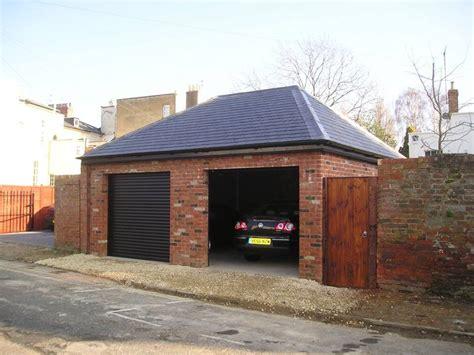 Double Garage : Double Garage Gloucester Road, Cheltenham-grove