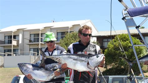 Boat R Victor Harbour by Coast 2 Coast Tuna Tournament Photos Results The Times