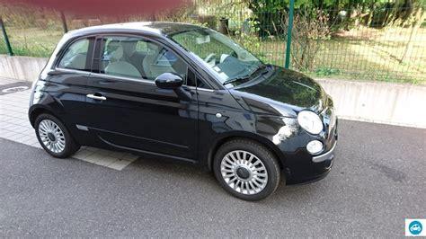 Achat Fiat 500 Lounge 2009 D'occasion Pas Cher à 7 500