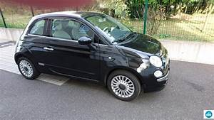Fiat 500 Sport Prix : achat fiat 500 lounge 2009 d 39 occasion pas cher 7 500 ~ Accommodationitalianriviera.info Avis de Voitures