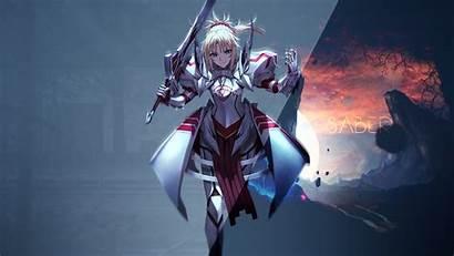 Fate Astolfo Anime Saber Apocrypha Sword Manga