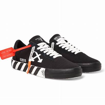 Vulcanized Low Sneakers Canvas
