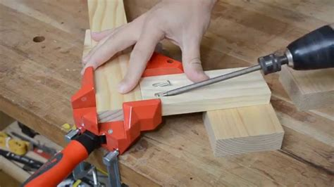 bessey ws  angle woodworking clamp youtube