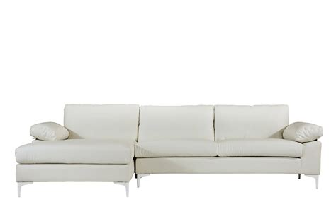 Large Leather Sofa by Modern Large Faux Leather Sectional Sofa L Shape