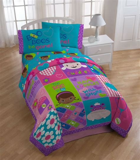Doc Mcstuffins Bed Set by 17 Best Images About Cool Bedding Set On Sheet