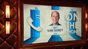 ESPN NBA Analyst Jeff Van Gundy on Golden State Warriors ...