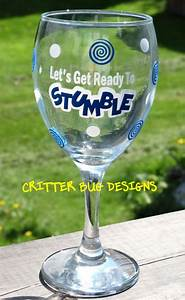 vinyl decal for wine glass lets get ready to by With vinyl lettering for wine glasses
