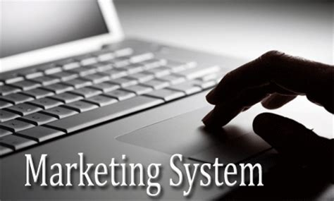 Marketing System by How To Create A Winning Sales And Marketing System For