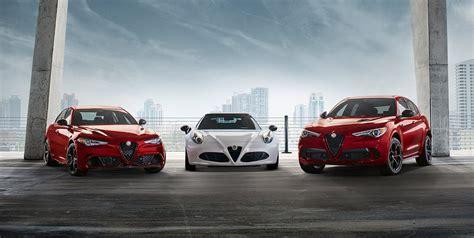 2019 Alfa Romeo Giulia Build