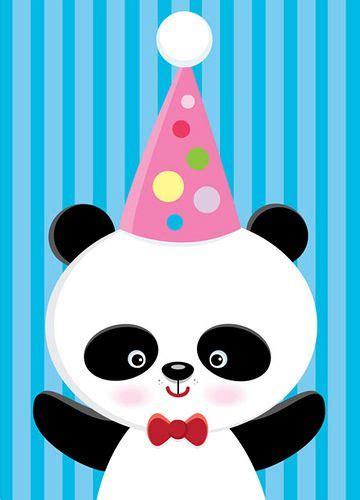 panda birthday card happy birthday cards panda birthday