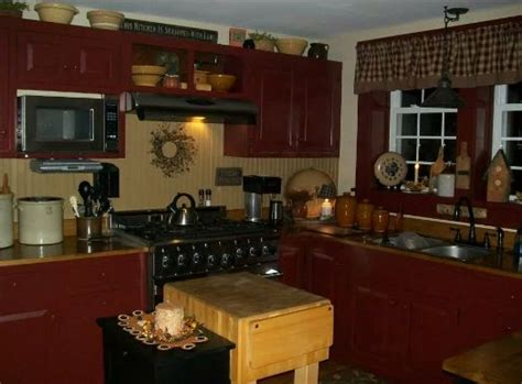 this kitchen is really cookin in cranberry cabinets