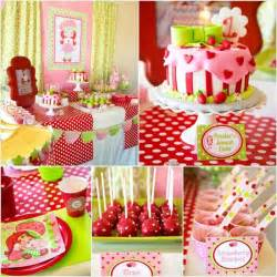 kara 39 s party ideas strawberry 1st birthday party kara 39 s kara 39 s party ideas strawberry shortcake themed