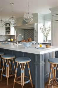blue kitchen island blue kitchen island transitional kitchen kerry hanson design
