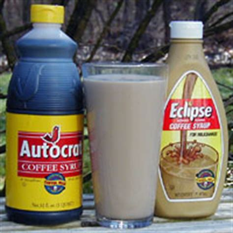 Order coffee syrup online from only in rhode island, famousfoods.com, or amazon. Quahog.org: Coffee Milk