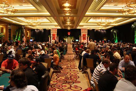 Event 1 Day 1b Begins At Seminole Hard Rock Poker Open
