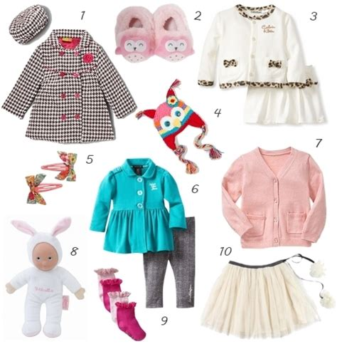 christmas 2013 gift ideas for baby girls