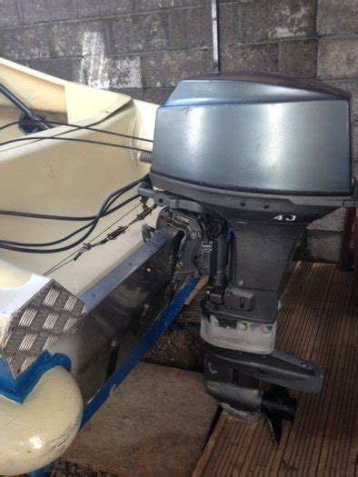 Shetland 18ft Fishing Boat by Shetland 535 Boat 18ft For Sale 2 Engines For Sale In