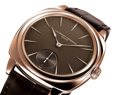 Laurent Ferrier - Chocolate Anniversary Series | Time and ...