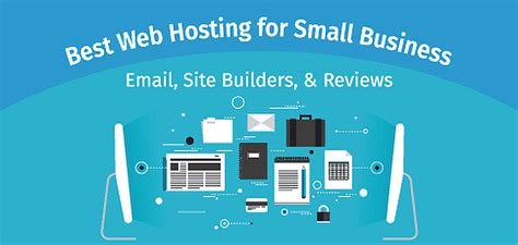 Best Hosting by 15 Best Web Hosting For Small Business Email Builders