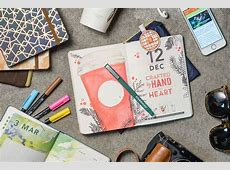 Starbucks 2017 planners Upclose look at 2 gorgeous designs