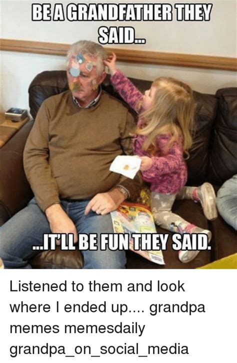grandkid memes