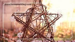 Basteln Mit Zweigen : 3d dekostern aus weiden sten diy stern deko ~ Watch28wear.com Haus und Dekorationen