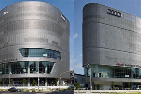 aluminium building facade works aluminum building facade works manufacturer   delhi