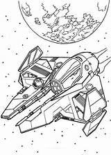 Wars Coloring Star Spaceship Pages Spaceships Ships Print Drawing Colouring Space Printable Sheets War Kleurplaten Alien Drawings Printables Starwars Disney sketch template