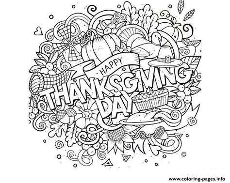 thanksgiving color pages happy thanksgiving day activities coloring pages printable