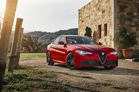 alfa romeo giulia ti  test drive  review