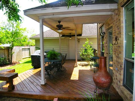 Best Covered Back Porch Ideas — Bistrodre Porch And