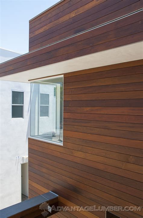 Shiplap Homes by Advantage Ipe Shiplap Siding Will Make Your Home Stand Out